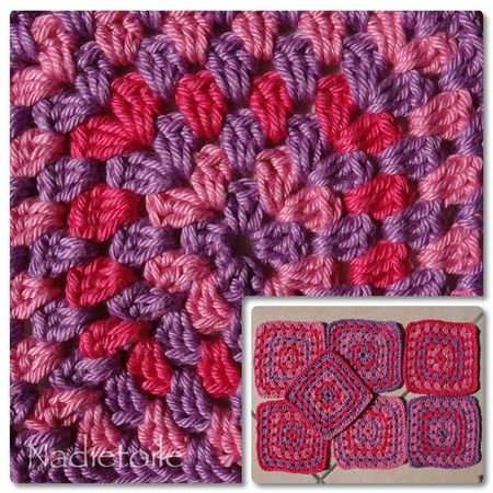 Crochet couv