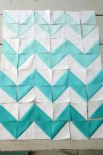 chevron triangles