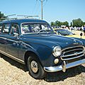 PEUGEOT 403 break commercial Ohnenheim (1)