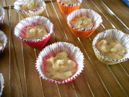 Muffin rustique à la normande 2