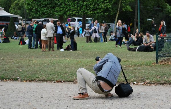 posture de photographe 1