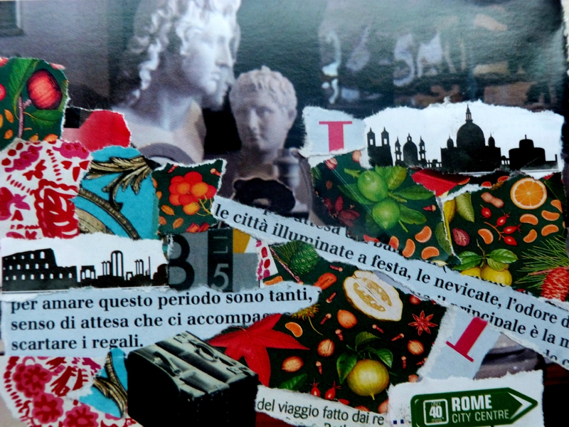 Collage made in Roma