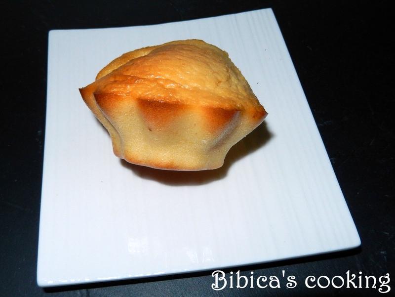 Gâteaux au yaourt allégés au citron {empreintes briochettes}