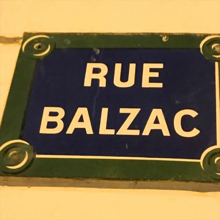 6 rue Balzac