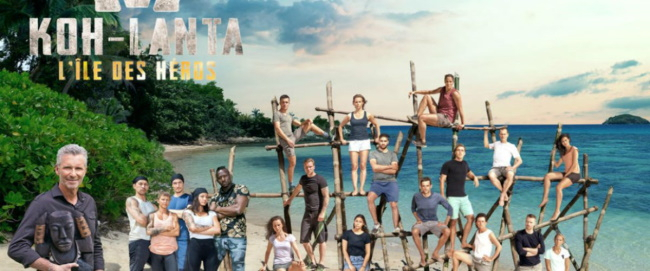 Koh-Lanta 2020 – « l'île des Héros »