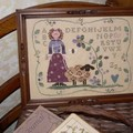 Curly § Ewe Little House Needleworks