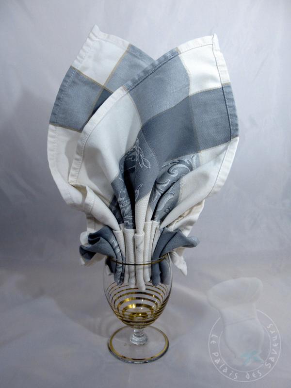 Pliage de serviettes #2