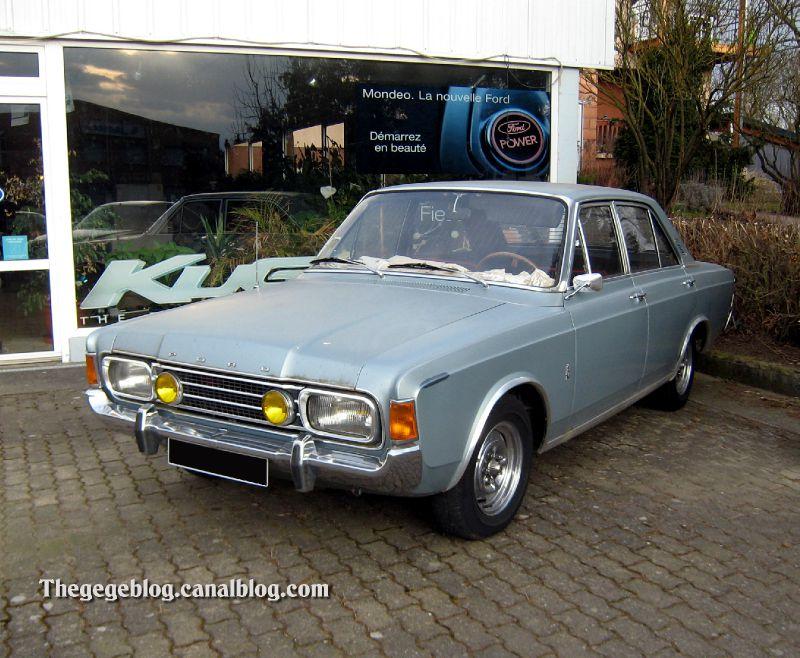 Ford taunus 20 M RS (Marlenheim) 01