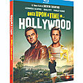Concours once upon a time …in hollywood : 2 blu ray du nouveau chef d'oeuvre de tarantino à gagner!!