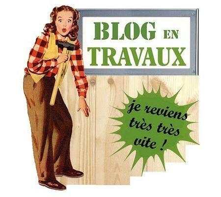 blog en travaux