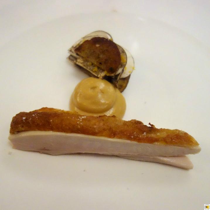 Culoisel, millefeuille de champignons (3)