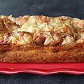 Cake au chorizo et au maroille
