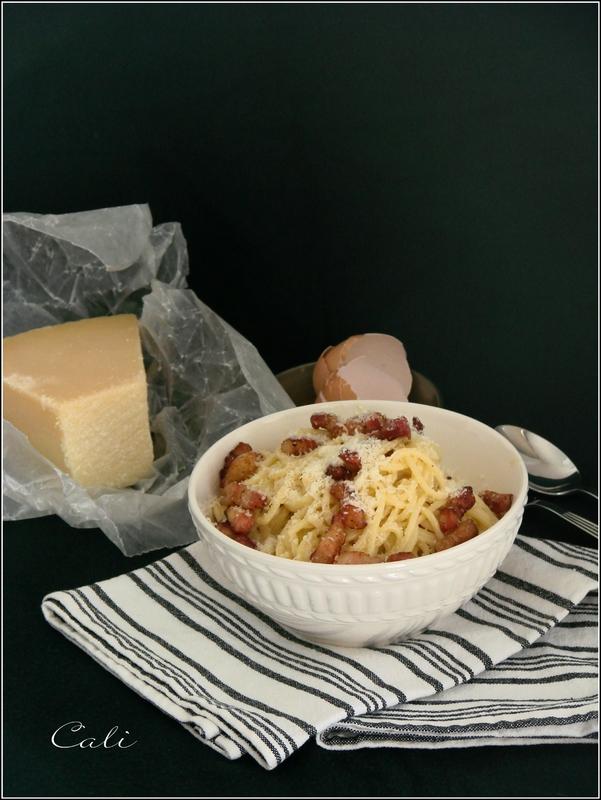 Spaghetti Alla Carbonara 001