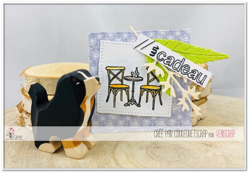 Couleuretscrap_pour_4enscrap_J1_étiquette_Paris_cadeau