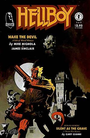 dark horse hellboy wake the devil 01