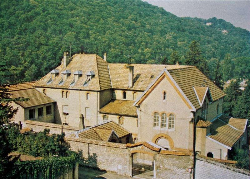 CPM Besançon Monastère Sainte-Claire 2
