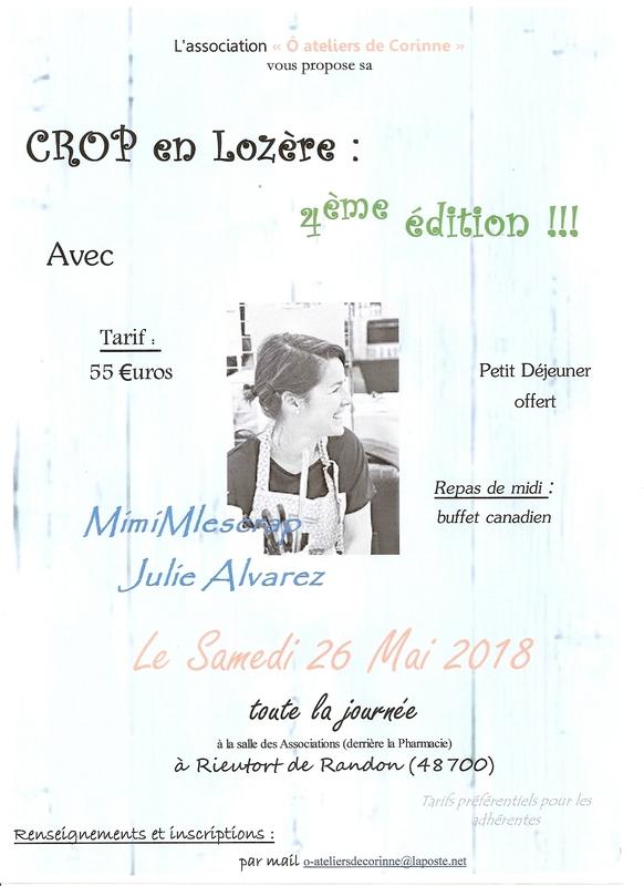 Crop en Lozère 4eme édition