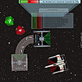 X-wing miniatures - flying solo