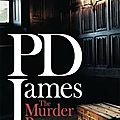 The murder room, p.d. james
