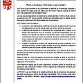 Signature d'un accord de branche permettant d'imposer des congés payés dans la métallurgie
