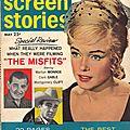 Screen Stories (usa) 1961