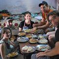 Les apprentis cuisiniers indiens