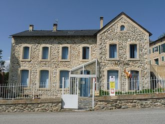 ancienne Ecole d'Annie et Mairie