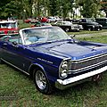 Ford galaxie 500 convertible continental kit-1965