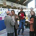 salon des associations octobre 2005