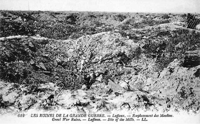 laffaux ruines