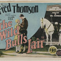 Huit westerns : the wild bull's lair