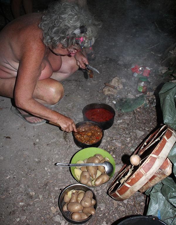 cuisine bivouac 2
