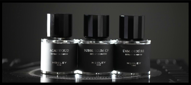 james heeley extraits de parfum