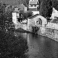 Visite de l'église nd de tramesaygues et de la batteuse hydraulique à audressein