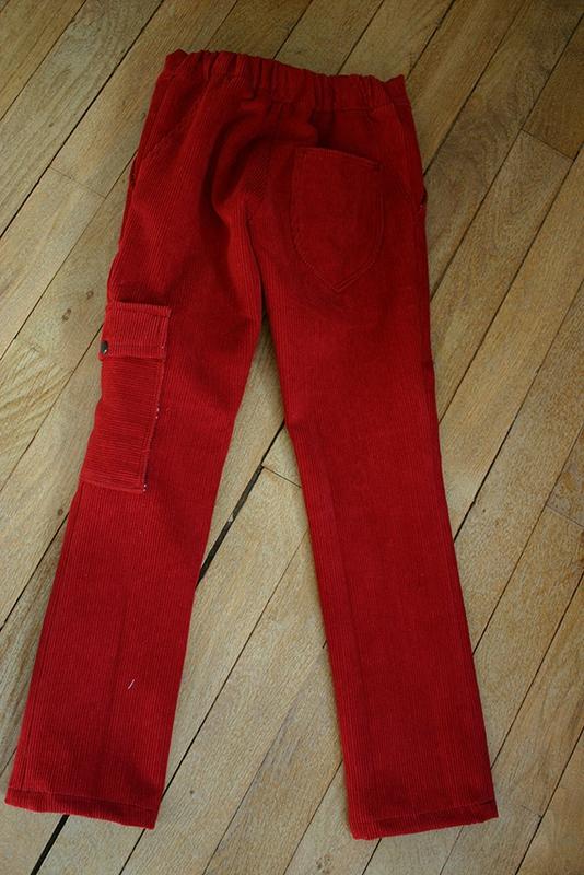 pantalon rouge4