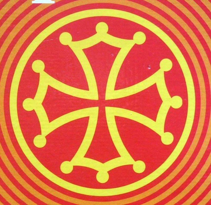 Le symbole de l'Occitanie :