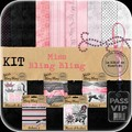 Kit bling bling de miss vivi