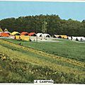 Camp israelien et camping