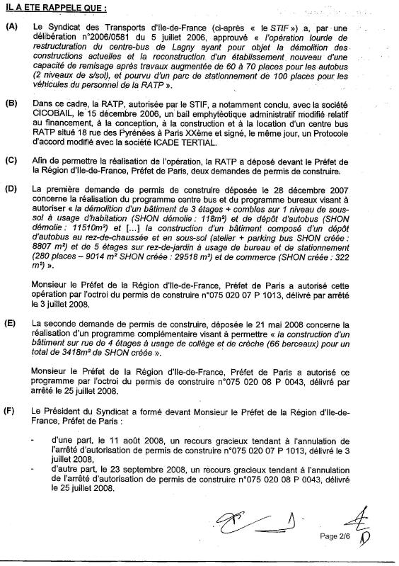 protocole 20080002