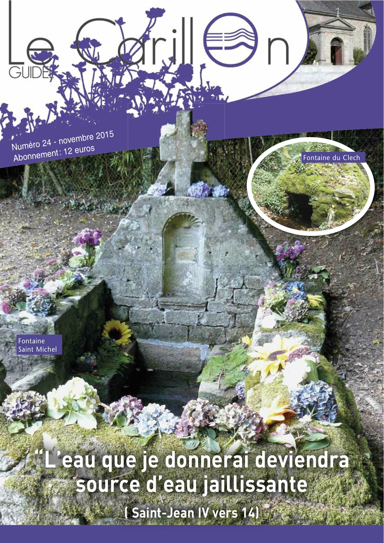 LE CARILLON n° 24 - nov 2015