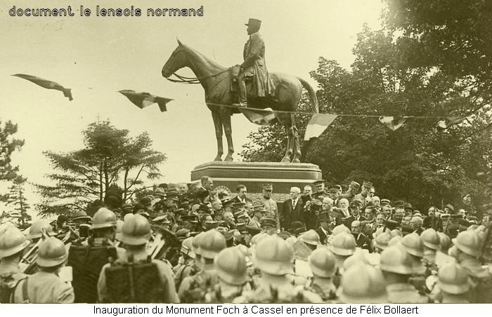 monument foch cassel