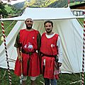 archers prêts