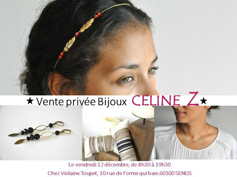 invitation celine Z