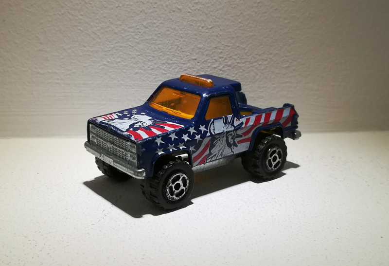 Chevrolet Blazer (Majorette)