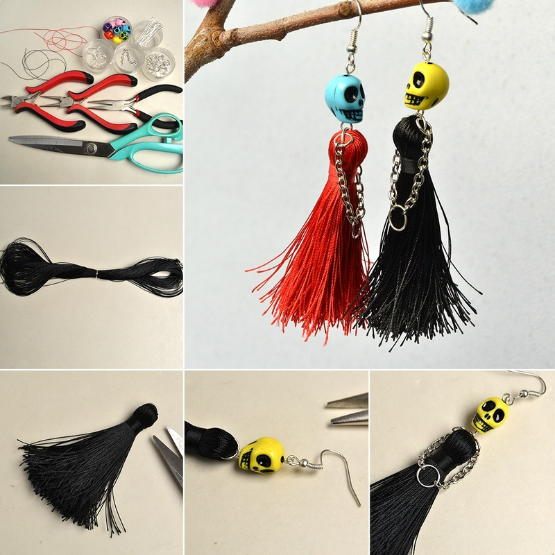 1080-How-to-Make-a-Pair-of-Halloween-Skull-Bead-and-Tassel-Drop-Earrings