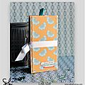 mini tag Maé - collection So'leil levant- dos de couverture - claire scrapathome - sokai