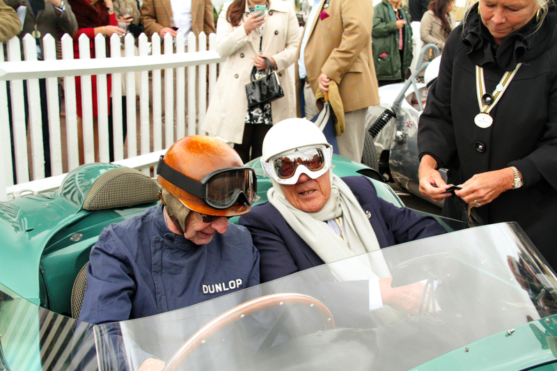 Tony Brooks & Stirling Moss - 2013