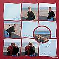 Berck-sur-mer - mes filles