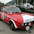 Lancia fulvia 3 coupe 1974-1976