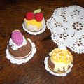 Petits fours gourmands!